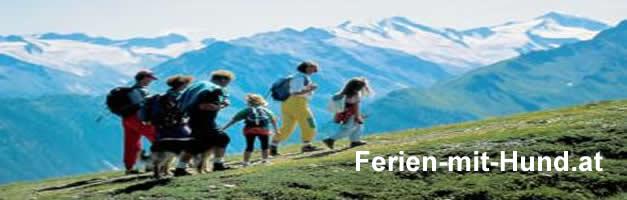 Wandern mit Hunde und Familie, Traumlandschaft aus Bergen, Seen, Wälder, Wanderurlaub Salzburg, Wasserfälle Tirol, Wandern mit Hund zu Gletschern